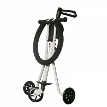 Triciclo Plegable Ultra Ligero Mundo Petit - Blanco