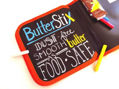 Libro Pizarra - Jaq Jaq Bird - Chalkbook ButterStix Dust