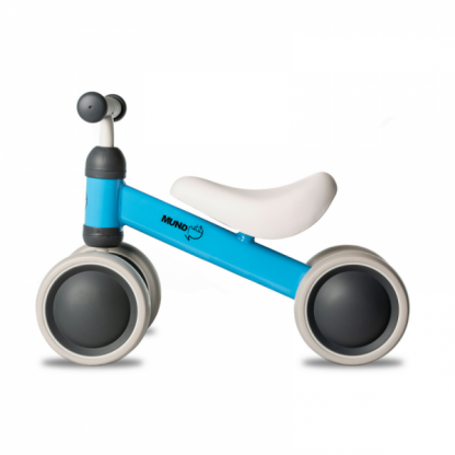 Bicicleta Correpasillos de Aprendizaje Mundo Petit - Azul