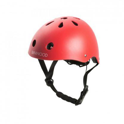 Cascos de Bici para Niños Bandwood - Rojo