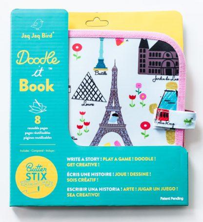 Libro Pizarra - Jaq Jaq Bird - Paris 7