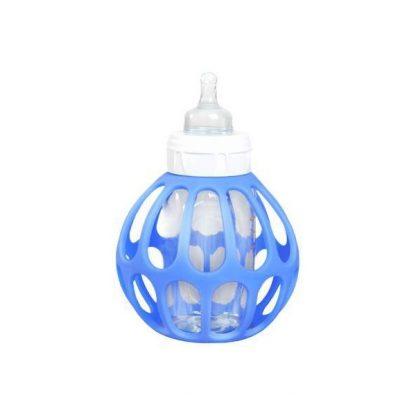 Sujeta Biberones Bottle Ball -Banz - Blue