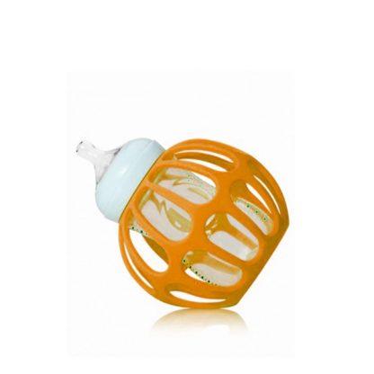 Sujeta Biberones Bottle Ball -Banz - Orange