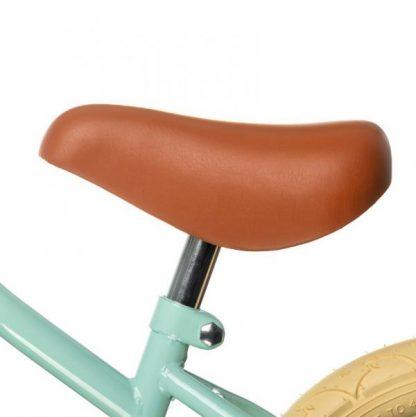 "Bicicleta Sin Pedales de Aprendizaje Mundo Petit 12'5"" - Mint Asiento"