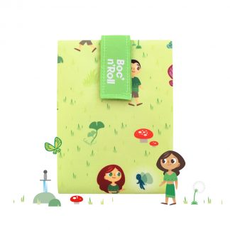 Porta Alimentos Boc'n'Roll - Roll'Eat - Kids, Forest Characters
