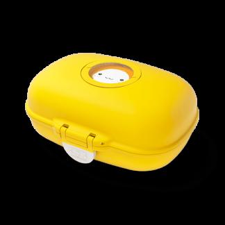 Fiambrera de Merienda Infantil - Monbento Gram - Moutarde Yellow 2