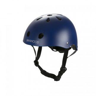 Cascos de Bici para Niños Bandwood - Azul
