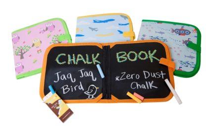 Libro Pizarra - Jaq Jaq Bird - Chalkbook New