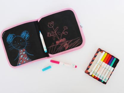 Rotuladores para Niños Fáciles de Limpiar - Jaq Jaq Bird, Dibujo