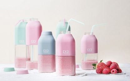 Botellas Monbento - MB Positive Blue and Pink