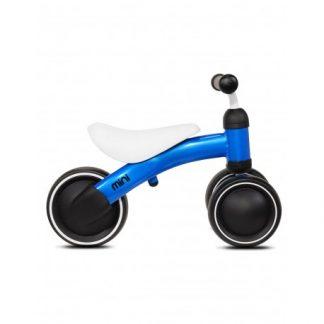 Bicicleta Correpasillos de Aprendizaje - Azul - Mini Kazam, Perfil
