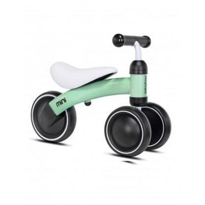 Bicicleta Correpasillos de Aprendizaje - Green - Mini Kazam, Lateral