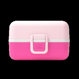 Caja Bento Infantil Monbento Tresor - Moutarde Pink 2