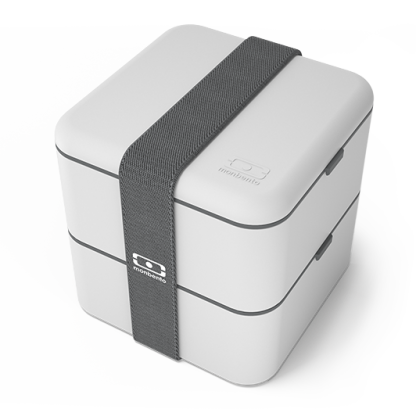 Caja Bento Cuadrada - Monbento Square - Coton Cuadrada Diagonal