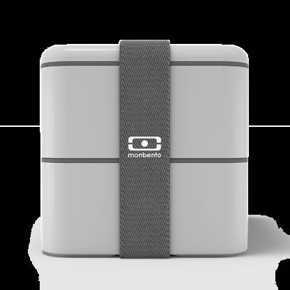 Caja Bento Cuadrada - Monbento Square - Coton Cuadrada Frontal