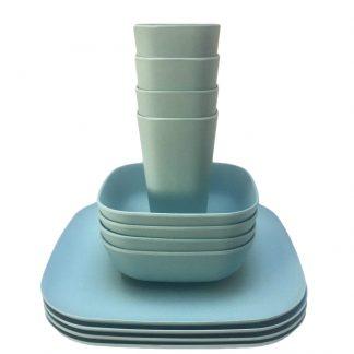 vajilla-bambu-azul-12-piezas-janabanana