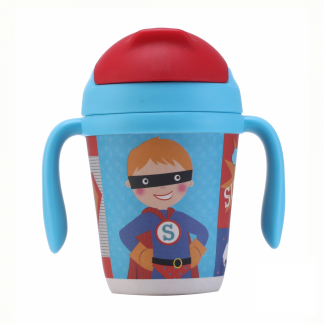 vaso 300ml superheroe janabanana