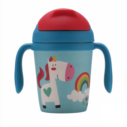 vaso 300ml unicornio janabanana
