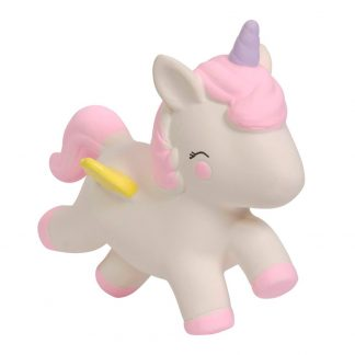 A-Little-Lovely-Company-Mordedor-Caucho-Unicornio-JanaBanana-Mordedor bebé caucho cisne 100 natural A Little Lovely Company