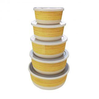 tupper-bambu-set-5-piezas-natural-janabanana