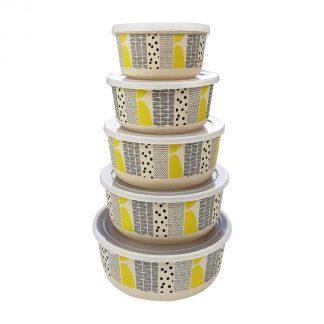 tupper-bambu-set-5-piezas-puntos-janabanana