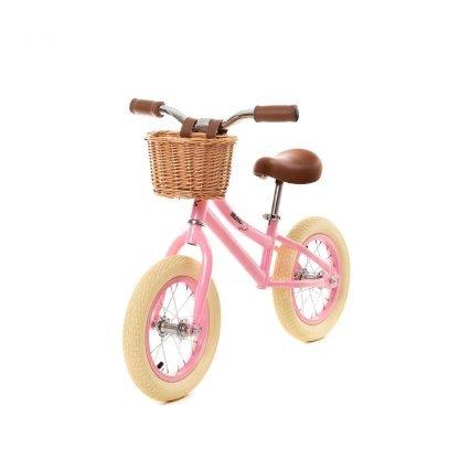 bicicleta-de-aprendizaje-sin-pedales-mundo-petit-rosa