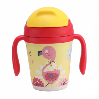 vaso 300ml flamenco janabanana