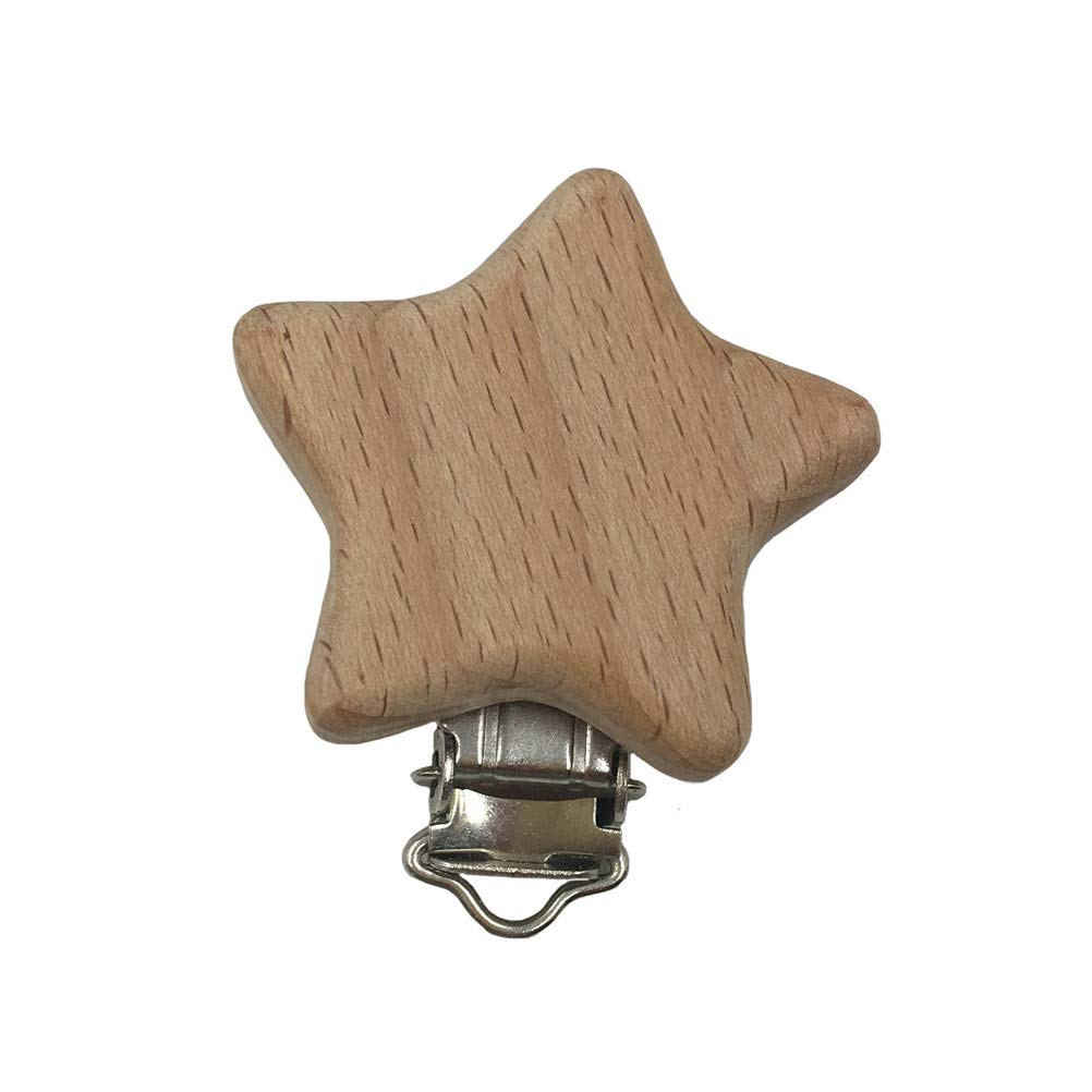clip chuptero estrella