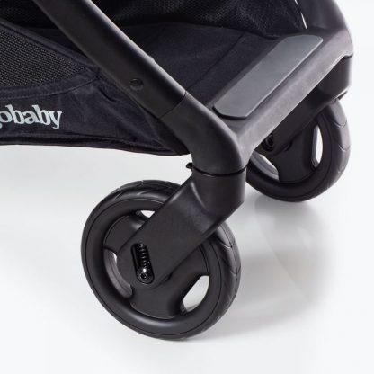 silla ligera de paseo ergobaby metro color negro 4