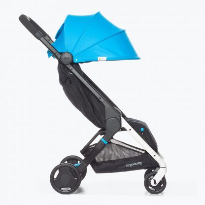 silla ligera de paseo ergobaby metro color azul