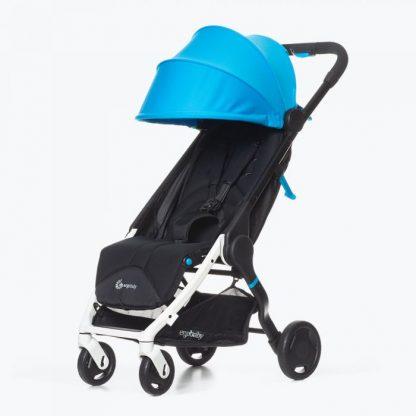 silla ligera de paseo ergobaby metro color azul 2