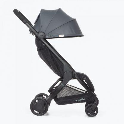 silla ligera de paseo ergobaby metro color gris