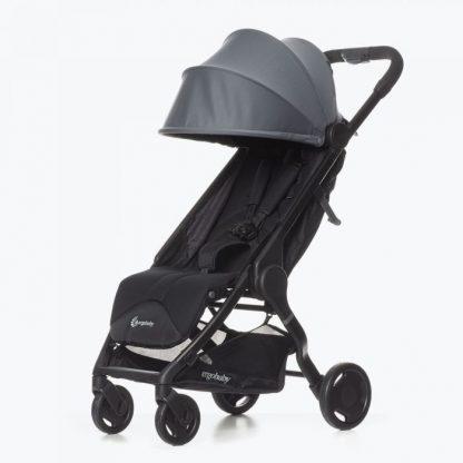 silla ligera de paseo ergobaby metro color gris 2