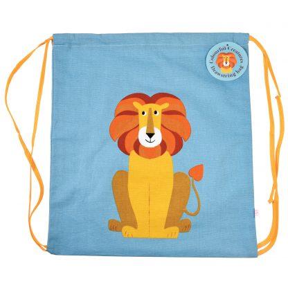bolsa saquito personalizable leon
