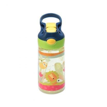 botella de tritan con boton pereza 450ml 2