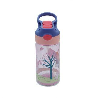 botella de tritan con boton princesa 450ml