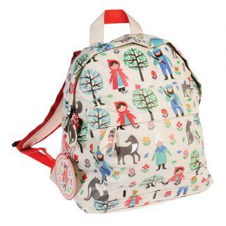mochila colegio caperucita