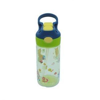 botella de tritan con boton animales 450ml 2