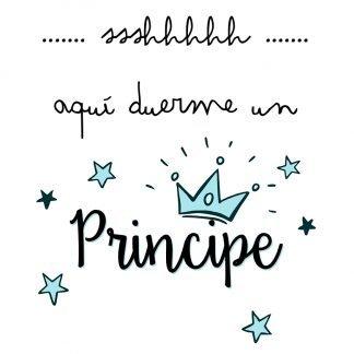 Aquí duerme un principe