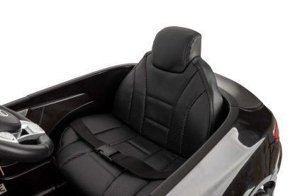 coche-electrico-radio-control-para-niños-para-niñas-mercedes-negro-amg
