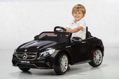 coche-electrico-radio-control-para-niños-para-niñas