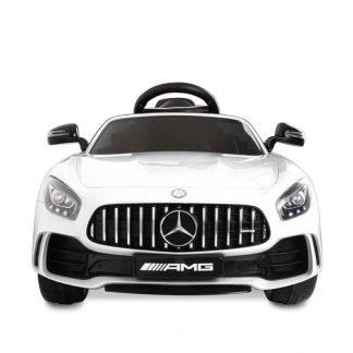 coche-electrico-para-niños-mercedes-blanco