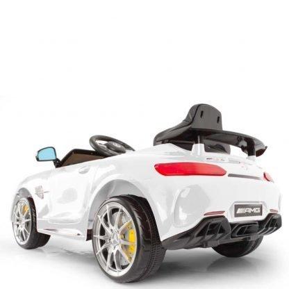 coche-electrico-para-niños-mercedes-blanco-descapotable-amg