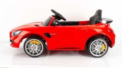 coche-electrico-rojo