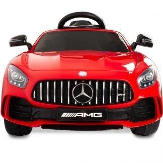 coche-electrico-rojo-mercedes-amg