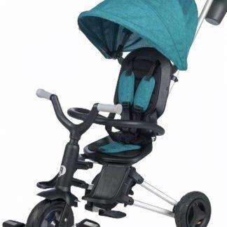 Triciclo Plegable QPlay Nova Verde