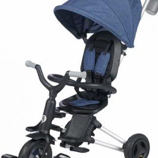 Triciclo Plegable QPlay Nova Azul