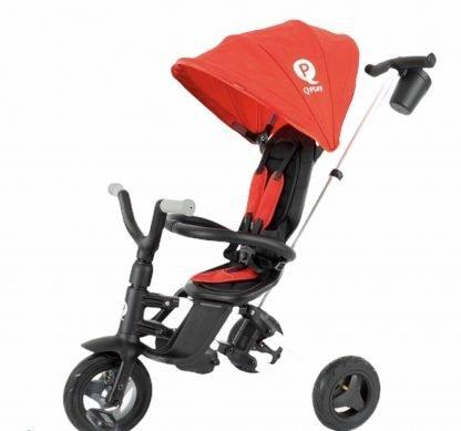 Triciclo Plegable QPlay Nova Rojo