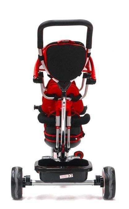 triciclo-gemelar-rojo-niños-plegable