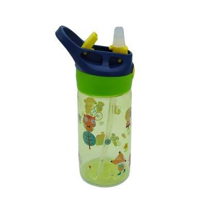 botella con boquilla para colegio pereza2